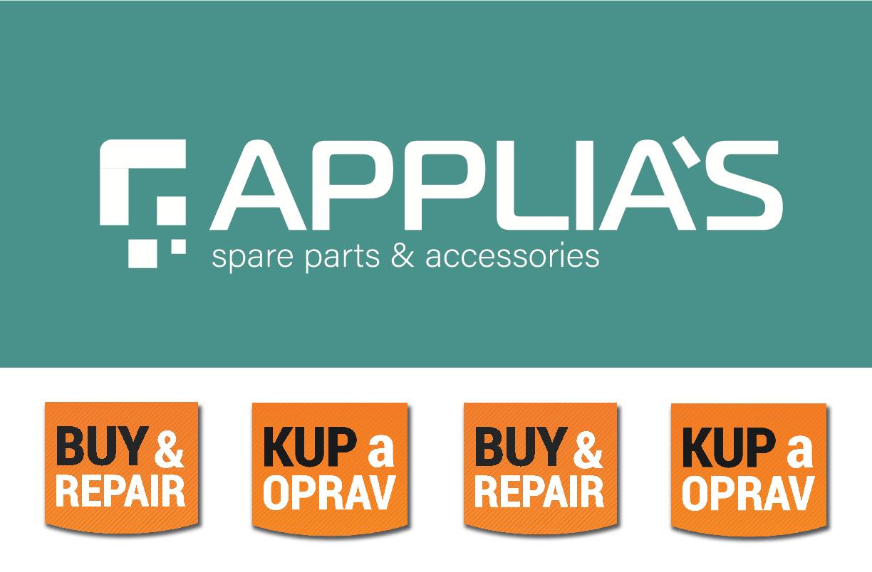 KUPaOPRAV.cz & BUYandREPAIR.com & APPLIAS EU.com