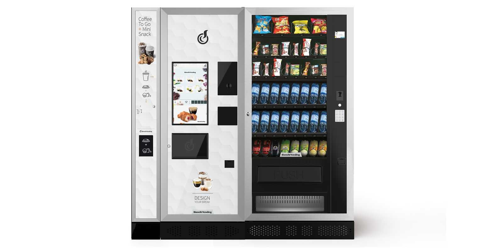 Náhradní díly do prodejních automatů
